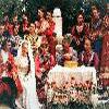 Свадебные наряды для молодоженов в традициях Кубани.